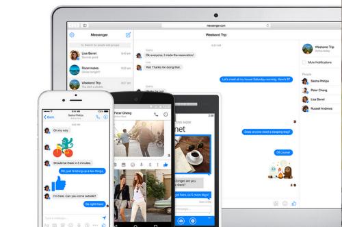 Ứng dụng Facebook Messenger thêm phiên bản cho trình duyệt