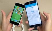 Chuyển dữ liệu giữa iPhone và điện thoại Android