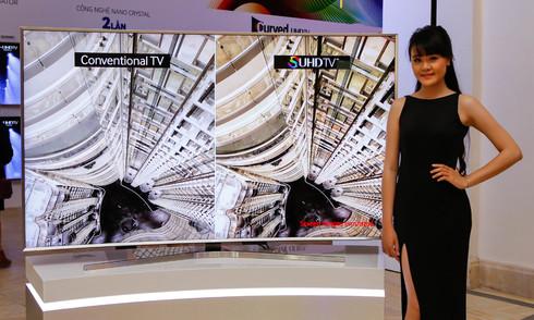 Các mẫu TV mới của Samsung