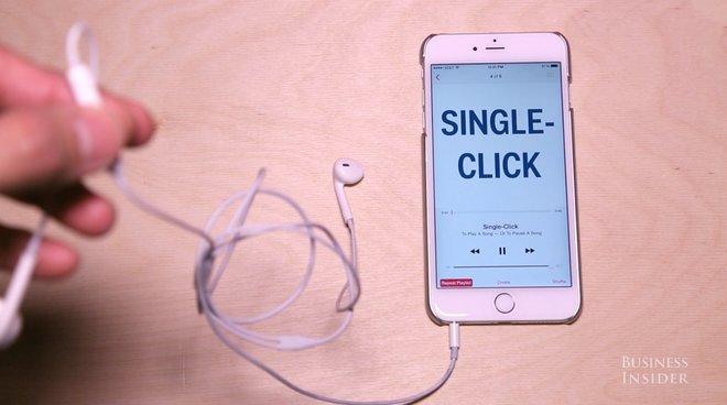 14 chức năng của tai nghe iPhone