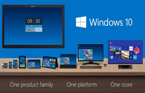 Sếp AMD vô tình tiết lộ Windows 10 sẽ ra mắt tháng 7