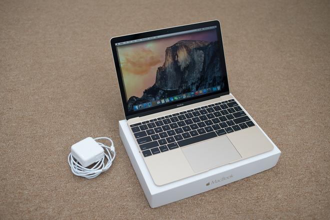 MacBook 12 inch đầu tiên bán tại Việt Nam giá 40 triệu đồng