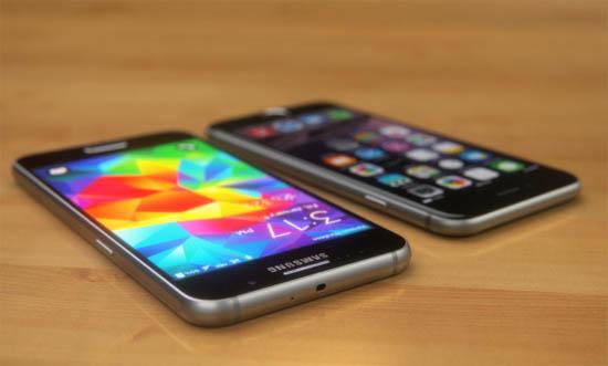 Galaxy S6 'lép vế' khi chơi game