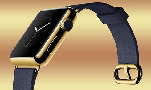 Sơn Apple Watch 349 USD để giống bản vàng giá 10.000 USD
