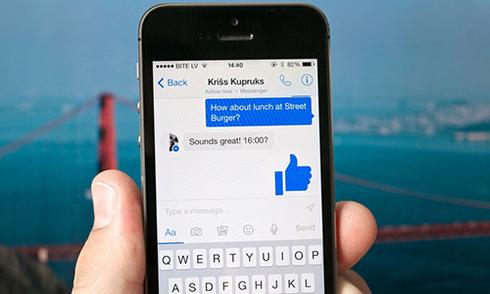 5 tính năng trên Facebook Messenger bạn ít biết