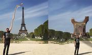 Thảm họa khi nhờ chỉnh sửa ảnh du lịch