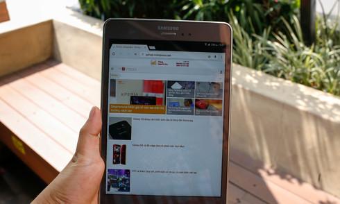Samsung ra máy tính bảng tầm trung hỗ trợ bút cảm ứng