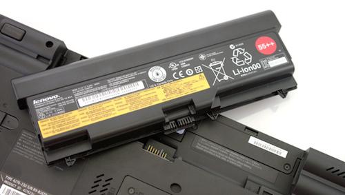 Pin một số dòng máy ThinkPad sẽ được thu hồi.