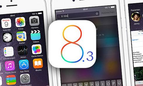 5 tính năng mới trên iOS 8.3