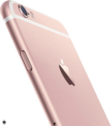iPhone đời mới có thể thêm tông màu vàng hồng.
