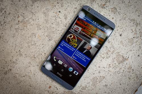 Desire 626G chiếc smartphone tầm trung có ngoại hình trông khác biệt mang dấu ấn riêng, không nhàm chán như các model tầm trung của thương hiệu khác.