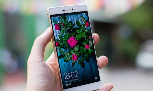 Smartphone mỏng hơn iPhone 6 về Việt Nam
