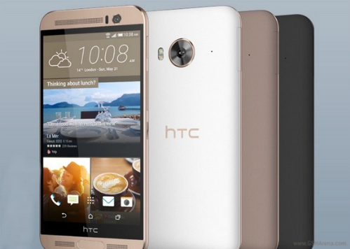 HTC One ME Smartphone 2 SIM cao cấp mới của HTC