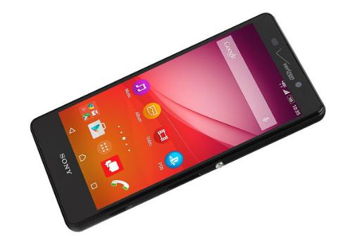 Smartphone xperia màn hình siêu nét đầu tiên của sony - 2