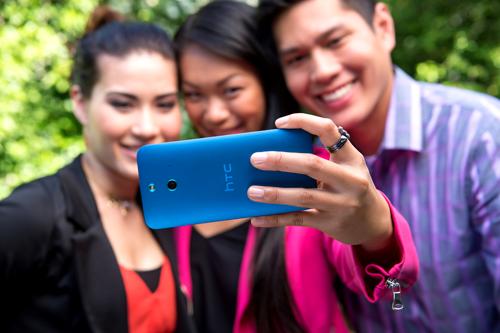 Selfie góc rộng với chất lượng cao đến 5MP