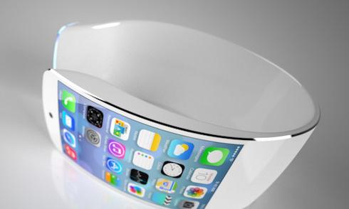Apple sẽ đưa màn hình OLED cong lên iPhone