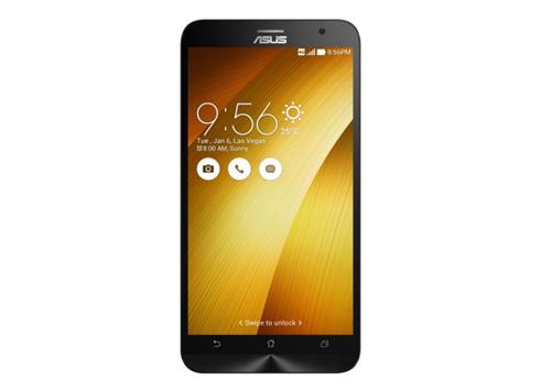 ZenFone 2: smartphone đầu tiên trang bị RAM 4GB tại Việt Nam.