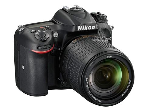 Nikon D7200.