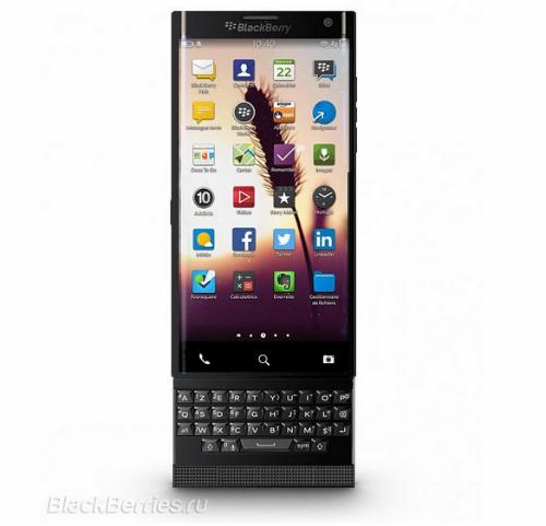 Thay vì chạy BlackBerry OS 10, Venice sẽ dùng Android.