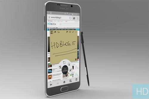 Pin dự phòng MiLi Power: Galaxy Note 5 sẽ không có khe thẻ nhớ ngoài
