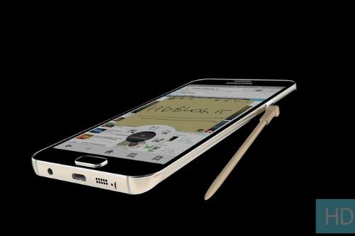 Galaxy Note 5 được cho sẽ trình làng và có thể bán ra ngay trong tháng 8.