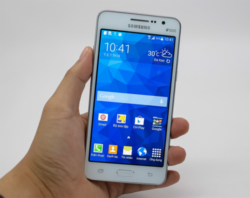 Samsung Galaxy Grand Prime.