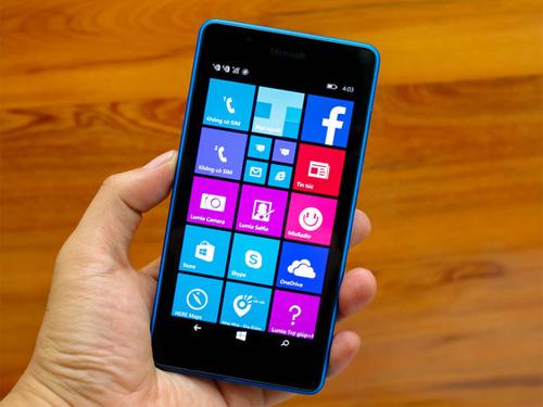 Nokia Lumia 540.