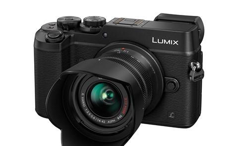 Panasonic giới thiệu hai máy ảnh mới Lumix GX8 và FX300