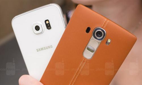 Pin dự phòng MiLi Power: LG G4 đọ khả năng quay chống rung với Galaxy S6