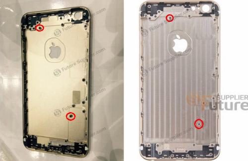 Pin dự phòng MiLi Power: iPhone 6S Plus lộ vỏ kim loại, thiết kế không mới