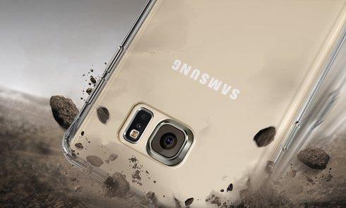 Galaxy Note 5 có kiểu dáng giống S6 edge