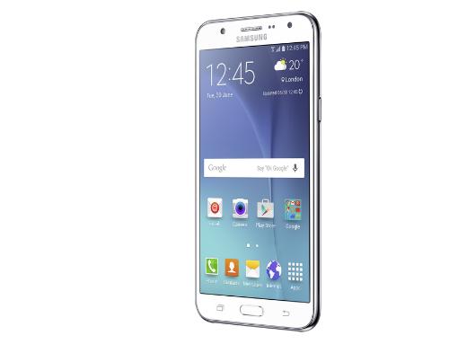 Pin dự phòng MiLi Power: Smartphone chuyên selfie của Samsung có giá từ 5 triệu đồng