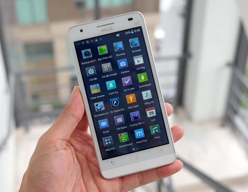 Pin dự phòng MiLi Power: Smartphone dùng chip 64-bit giá hơn 3 triệu đồng