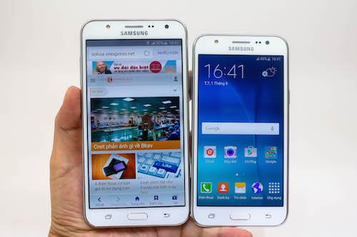 Pin dự phòng MiLi Power: Bộ đôi smartphone chuyên selfie góc rộng của Samsung lên kệ
