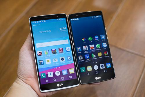 Pin dự phòng MiLi Power: Mở hộp LG G4 Stylus – phablet 2 sim hỗ trợ bút cảm ứng
