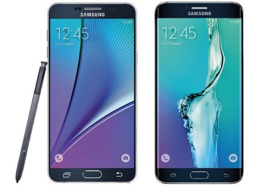 Pin dự phòng MiLi Power: Samsung Galaxy Note 5 và S6 edge Plus lộ ảnh chính thức