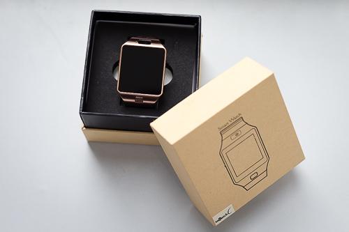Inwatch C là chiếc đồng hồ thông minh giá rẻ vừa được bán ở Việt Nam vơi giá 1,29 triệu đồng.