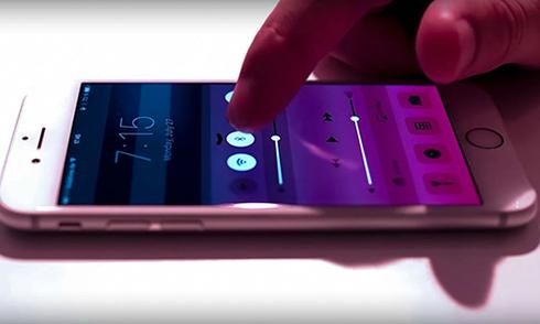Màn hình Force Touch trên iPhone 6S hoạt động thế nào
