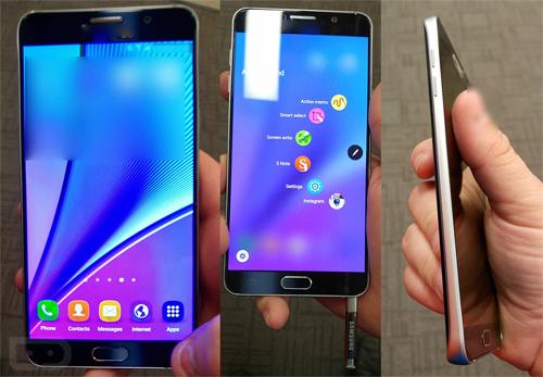 Pin dự phòng MiLi Power: Galaxy Note 5, S6 edge Plus lộ cấu hình qua nhà bán lẻ