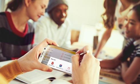 5 điểm nhấn khiến Samsung Galaxy Note 5 'gây sốt'
