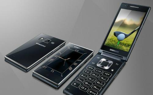 Pin dự phòng MiLi Power: Samsung ra điện thoại nắp gập phong cách giống Note 5