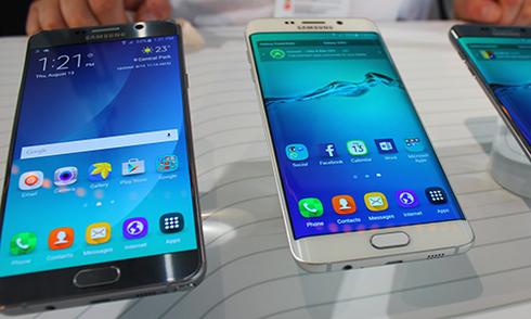 Galaxy Note 5 đọ điểm hiệu năng các smartphone cao cấp