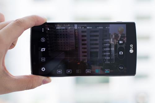 Đánh giá LG G4 - smartphone chụp hình như máy ảnh