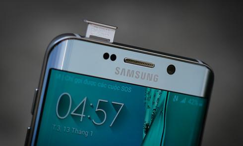 Galaxy S6 edge+ bản 2 sim xuất hiện, giá 18,5 triệu đồng