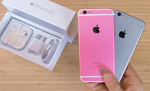 Video chân dung iPhone 6S trước ngày ra mắt