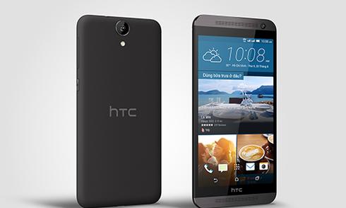 HTC One E9 có giá 8,7 triệu đồng tại Việt Nam
