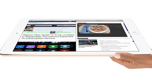 iPad Pro hoạt động như hai chiếc iPad Mini ghép lại
