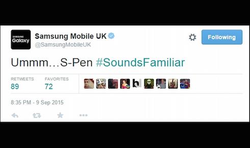 Samsung đá đểu Apple về bút cảm ứng