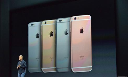 iPhone 6s có giá thấp nhất từ 14,8 triệu đồng