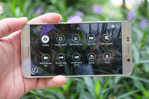 Năm nay, Samsung tiếp tục đầu tư mạnh vào camera trên Galaxy Note 5, biến nó trở thành một trong những điện thoại có khả năng chụp hình tốt nhất thị trường.